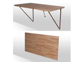 Fold-away-Table, kort