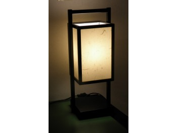 Bordlampe (6027), sort