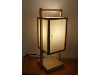 Bordlampe (6028), natural