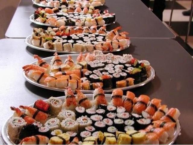 Japansk aften med Sushi-kursus (Valby)