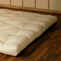 Vedligeholdelse af din futon