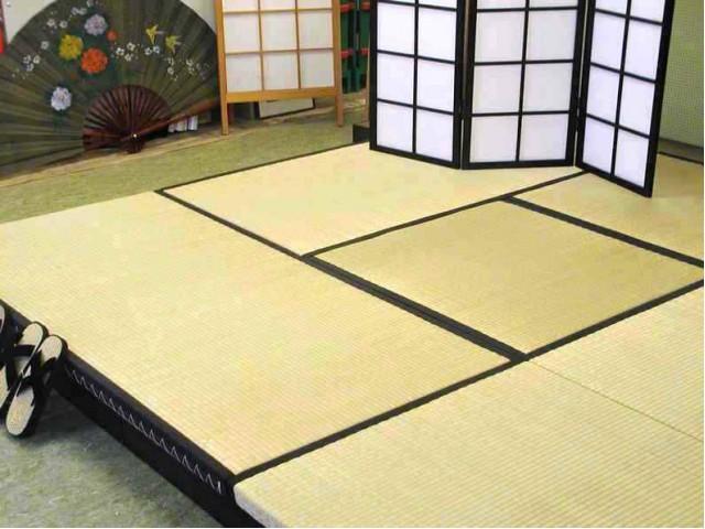 Tatamigulv i Japan