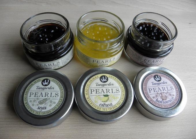 Tang-Perler, den nyeste type caviart