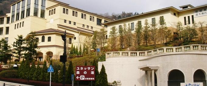 Hundreder af onsen i Japan