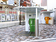 cycle-parking, Tokyo